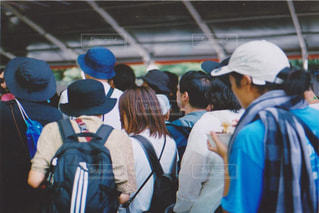 次のステージを待つ人々の写真・画像素材[1430309]