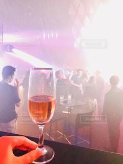 ピンクのシャンパンの写真・画像素材[1430782]