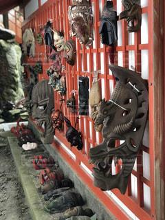 和歌山県加太市 淡嶋神社にて。の写真・画像素材[1436550]