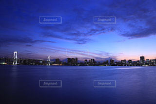 ぐるり公園からの夜景の写真・画像素材[1435287]