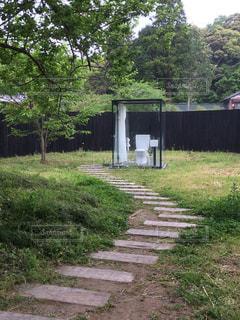 飯給駅の広いトイレの写真・画像素材[2071612]