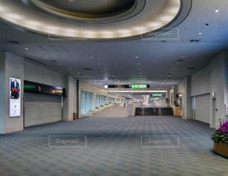 空港内の写真・画像素材[3247389]