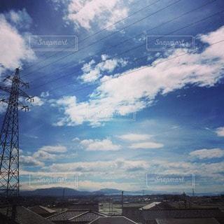 空の写真・画像素材[45668]