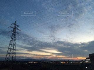 空の写真・画像素材[45671]