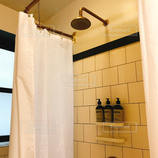 バスルームの写真・画像素材[1433897]