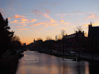 オランダの風景の写真・画像素材[1706916]