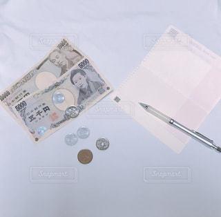 お金の写真・画像素材[1732156]