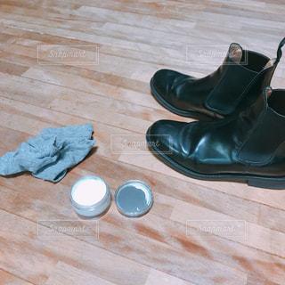 靴のペアの写真・画像素材[1734592]