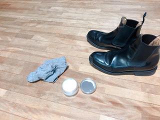 靴のペアの写真・画像素材[1734593]