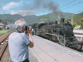 撮影する人の写真・画像素材[1440660]