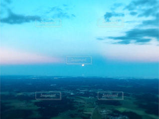 初めてみた白夜の写真・画像素材[1434863]