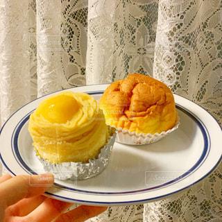 幸せケーキの写真・画像素材[1634199]