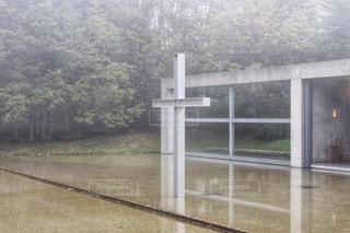 水の教会の写真・画像素材[1836218]