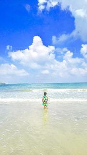 私の海🏖の写真・画像素材[1442314]