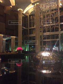 ハードロックホテルのロビーの写真・画像素材[1453863]