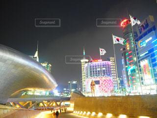 ソウルの景色の写真・画像素材[1437233]