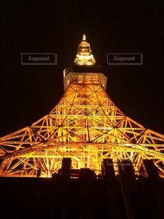 東京タワーライトアップの写真・画像素材[1438579]