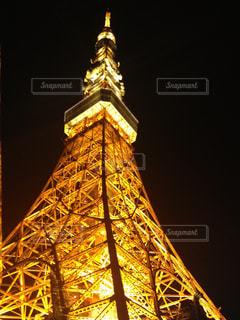 東京タワーの写真・画像素材[1437909]