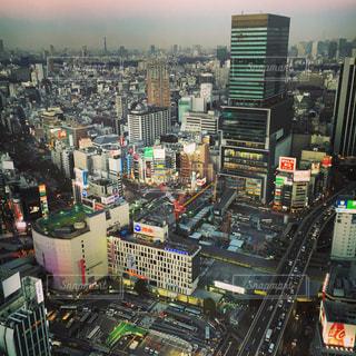 渋谷の風景の写真・画像素材[1439722]