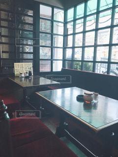 雰囲気のある喫茶店の写真・画像素材[1439907]