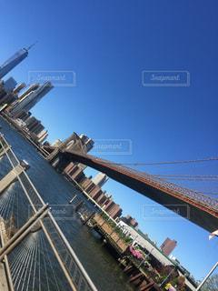 ブルックリンブリッジの写真・画像素材[1440824]