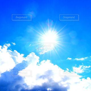青い空の写真・画像素材[1442487]