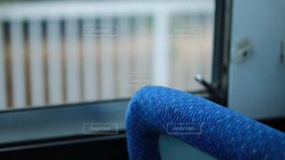 路線バスの椅子と窓の写真・画像素材[1442729]