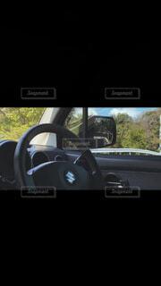 車の眺めの写真・画像素材[3734785]
