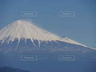 三保の松原からの富士山の写真・画像素材[1446535]