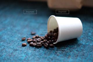 コーヒーのある生活の写真・画像素材[1444469]