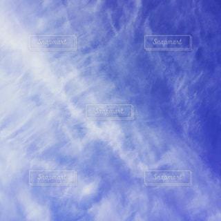 青い空へと吸い込まれていくの写真・画像素材[1445269]