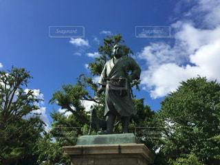 西郷隆盛像(上野恩賜公園)の写真・画像素材[1454960]