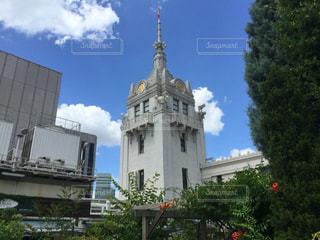 日本橋三越本館・屋上の写真・画像素材[1454972]