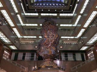 日本橋三越・天女像の写真・画像素材[1454974]