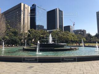 日比谷公園・噴水広場の写真・画像素材[1454985]