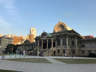 築地本願寺の写真・画像素材[1463885]