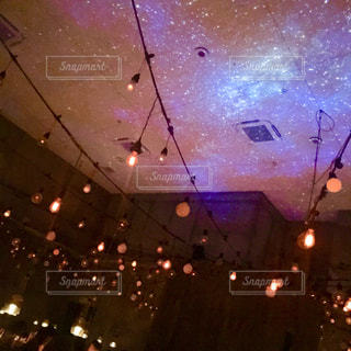 プラネタリウムカフェの写真・画像素材[1447101]
