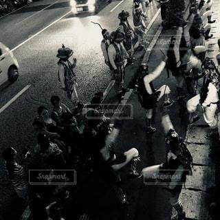 沖縄 夏の風物詩の写真・画像素材[1447115]