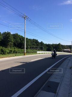 バイクの写真・画像素材[1457618]