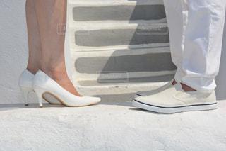 白靴の写真・画像素材[1457704]