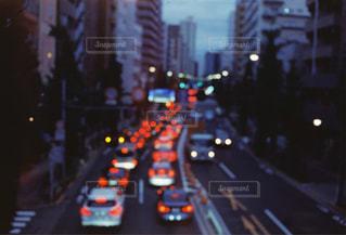 いつもの渋滞の写真・画像素材[1449563]