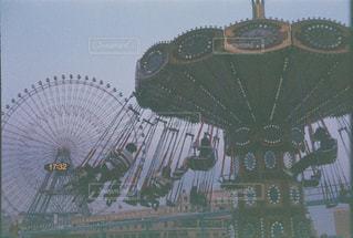 遊園地の写真・画像素材[1449567]