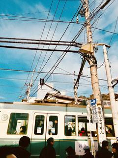 電車の写真・画像素材[1487705]