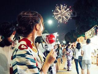 夏祭りの写真・画像素材[1451480]