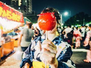 夏祭りの写真・画像素材[1451481]