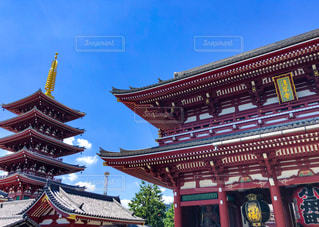浅草寺の写真・画像素材[1451938]