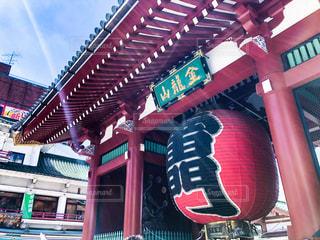 浅草寺の雷門の写真・画像素材[1451939]