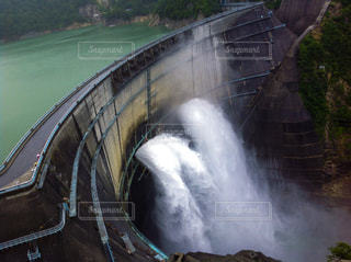 黒部ダムの写真・画像素材[1457334]