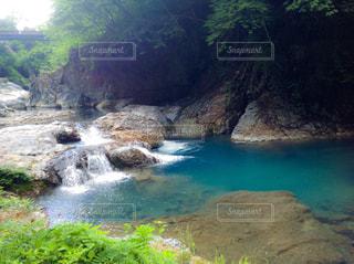 西沢渓谷の写真・画像素材[1457336]