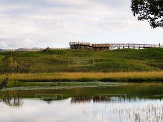 知床五湖の写真・画像素材[1464350]